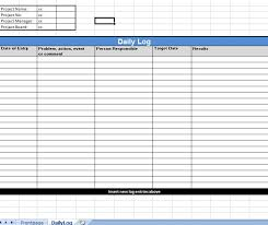 excel work log template work log template excel hondenrassen