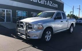 Used 2012 RAM 1500 Crew Cab Pickup in Mesa, AZ near 85201 ...