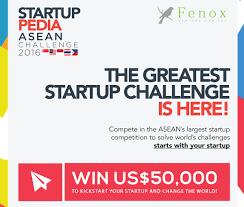 Fenox Venture Capital Siap Gelar Startuppedia ASEAN Challenge ...
