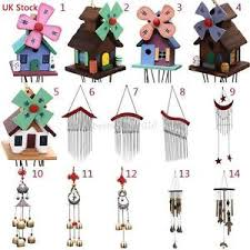 Small Picture Lucky Tube Copper Bell Wind Chimes Garden Hanging Pavilion Outdoor