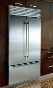 largest counter depth refrigerator. Delighful Counter Largest Refrigerator Counter Depth Sub Zero Bi Is The  Over And Under French Door And Largest Counter Depth Refrigerator T