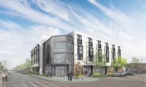 Vassar City Lights Affordable Housing Project Construction Begins On The Pointe On Vermont The Latest
