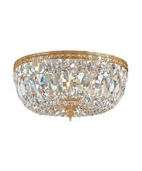 flush ceiling crystal chandeliers large size of lights for hallways rectangular chandelier dining semi