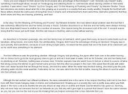 in society essay poverty in society essay
