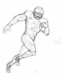 Coloring Pages Football Football Player Coloring Pages Awesome 28 Nfl Helmets Coloring Pages