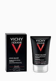 <b>Бальзам после</b> бритья <b>Vichy Смягчающий</b> homme sensi baume с ...