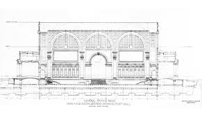 New York State Of Mind Amoeblog 24 A Tale Of Two Nick Caves Grand Central Terminal Floor Plan