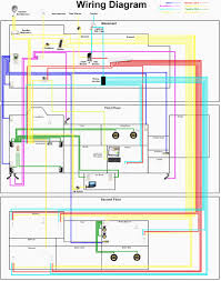 electrical circuit diagram house wiring pdf new wiring diagram for home best of house electrical pdf