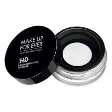make up for ever microfinish hd powder