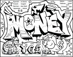 Graffiti Name Coloring Pages Magnificent The Name In Bubble Letters