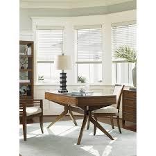 sligh furniture office room. Sligh 279LK-410 Longboat Key Lido Shores Desk In Medium Mocha Furniture Office Room A