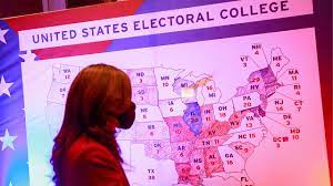 Here is how President Trump and Biden could still tie in the Electoral  College