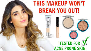 makeup routine for acne best makeup for acne e skin