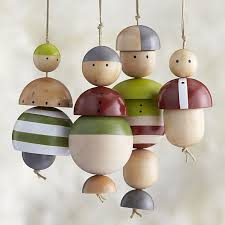 i saw at crate barrel last year and knew i just had to make them they turned out so cute now i want to make a little set of ornaments