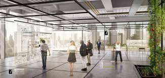 office interiors magazine. Gallery Of Workplaces The Future To Abandon Open Plan And Feed Employees With Sky Gardens - 3. Metropolis MagazineOffice InteriorsOpen Office Interiors Magazine L