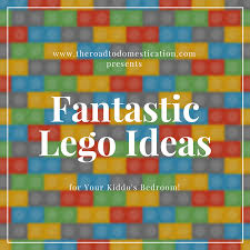 Lego Decorations For Bedroom Fantastic Lego Ideas For Your Kiddos Bedroom The Road To