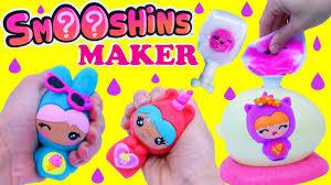 squishy maker new smooshins squish toys maker craft for kids