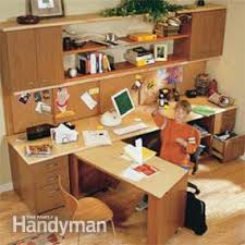 building home office. Finished Building Home Office I