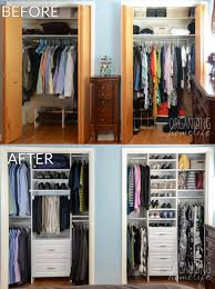 Bedroom Closet Design Ideas Magnificent 4848 EasyClosets Organized Closet Giveaway Organizing Closets