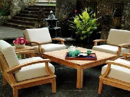 wood patio furniture with cushions. Plain Wood Nifty Teak Patio Furniture Cushions F60x About Remodel Amazing Home In Wood With T