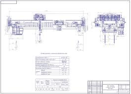 Дипломная работа Проект модернизации системы автоматизации  Дипломная работа Проект модернизации системы автоматизации мостового крана КМ100 50