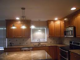 Lights In The Kitchen Kitchen Recessed Lighting Ideas Modern Wall Sconces