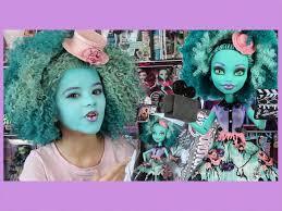 monster high makeup tutorials emo makeup
