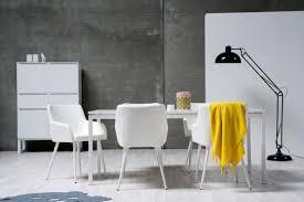 Stühle Weiß Kunstleder | mxpweb.com
