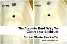 how to clean jacuzzi tub jets with baking soda baking soda clean bathtub full image for