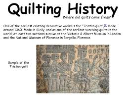 What is a Quilt Introduction & Quilting History ... Adamdwight.com