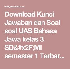 Maybe you would like to learn more about one of these? Kunci Jawaban Tantri Basa Kelas 3 Kanal Jabar