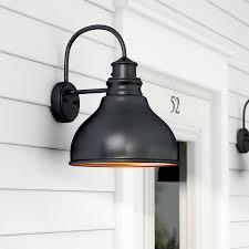 laurel foundry modern farmhouse lavardin 1 light outdoor wall throughout designs 2