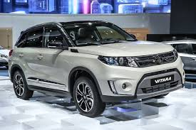 new car launches price in indiaNew Launch 201516 Maruti Suzuki Vitara Compact SUV Images