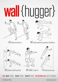 a huge no equipment workout collection with visual easy to follow guides for all fitness levels