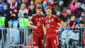 Joshua Kimmich beim FC Bayern noch ungeimpft - nicht nur Thomas Müller  widerspricht seinem Freund - Eurosport