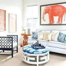 blue and orange living room orange and blue living room navy blue and orange living room