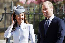 Kate Middleton and Prince William Attended Her Brother James's Provence  Wedding