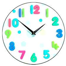 clocks for kids room kids wall clock kids room clockwise md login