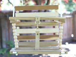 r wooden baby swing cradle india