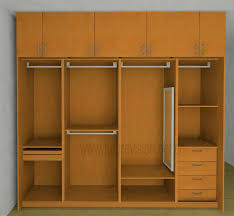 Wooden Cabinet Designs For Bedroom