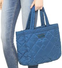 Winter Bag Trends: Puffy Quilting! Love the Marc Jacobs Crosby ... & Marc by Marc Jacobs Crosby Quilt Tote Adamdwight.com