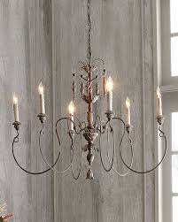 horchow lighting chandeliers. Horchow French Restoration Vintage Exquisite Copper 6 Light Chandelier $450 #na Lighting Chandeliers H