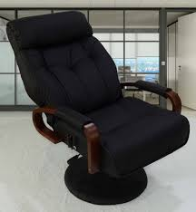 office recliner chair. Modern Leather Home Office Chair Reclining Adjustable Computer Furniture Executive Armchair-in Chairs From Recliner R