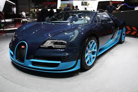 2012 Bugatti Veyron Grand Sport Vitesse Review - Top Speed
