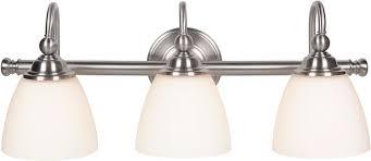 craftmade 39903 bnk brighton brushed polished nickel 3 light bathroom sconce loading zoom