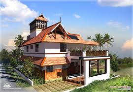 Traditional Contemporary House Designs Kerala Traditional House Plans Design Joy Studio House