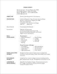 Architect Resume Sample – Lespa