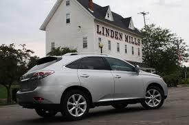 Automotive Trends » 2010 Lexus RX 350