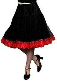 Malco Modes Color Chart Malco Modes Zooey Knee Length Womens Chiffon Petticoat Slip