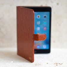 luxury personalised ipad mini case